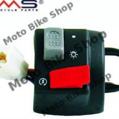 MBS Comutator far + pornire DX MBK 50 Spirit, Cod Produs: 246090030RM - Intrerupator Moto