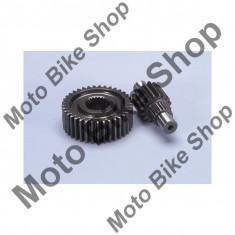 MBS Kit pinioane racing grup spate Aprilia Leonardo 250, Cod Produs: 2021384PO - Pinioane Moto