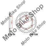 MBS Pinion spate 428 Z54, Cod Produs: JTR125854