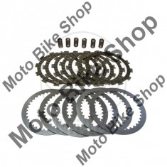 MBS Set placute ambreiaj textolit+fier+arc EBC, Suzuki DR 350 S, Cod Produs: 7457492MA - Set ambreiaj complet Moto