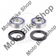 MBS Kit rulmenti roata fata/spate+semering, Kawasaki KX 250 L 1 KX250L 1999-2010, Cod Produs: 7520119MA