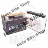 MBS Baterie moto + electrolit 12V3AH / YT4L-BS / 6-ON, Cod Produs: 7079122MA