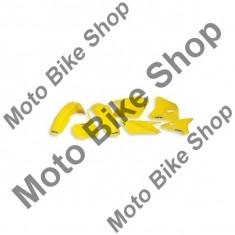MBS Laterale spate RM125+250/93-95, alb, Cod Produs: UF2946041AU - Carene moto