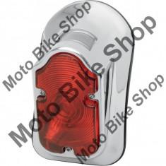 MBS Stop spate cromat 12V 23/8W, Cod Produs: 20100561PE - Stopuri Moto