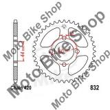MBS Pinion spate 49Z 420 Yamaha DT 50 MX 13N 13N 1982-1997, Cod Produs: 7273378MA