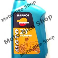 MBS Ulei Repsol Town 2T 1L, Cod Produs: 002908 - Ulei motor Moto