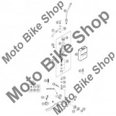 MBS Pivot frana spate KTM 125 EXC 2004 #17, Cod Produs: 54813055000KT - Pivoti ATV