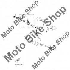MBS Capac comanda aceleratie Yamaha DT50X 2006 #5, Cod Produs: 1D4F62870000YA - Comanda acceleratie Moto