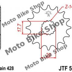 MBS Pinion fata Z16 428, Cod Produs: 7263114MA - Pinioane transmisie Moto