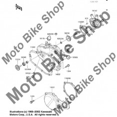 MBS Semering 1988 Kawasaki Big Wheel (KX80-N1) #92049B, Cod Produs: 920491262KA - Set garnituri motor Moto