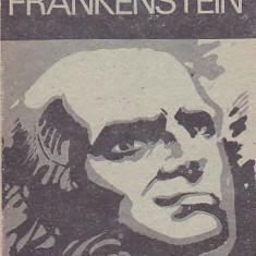 MARY SHELLEY - FRANKENSTEIN - Carte Horror