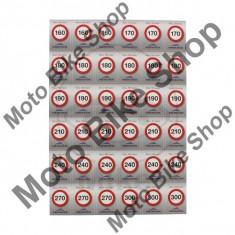 MBS Set abtidilde M+S 160-300KM/H, 36 bucati, Cod Produs: 5190017MA - Stikere Moto