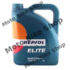 MBS Ulei Repsol Multivalvulas 10W40 5L, Cod Produs: 033322 - Ulei motor Moto