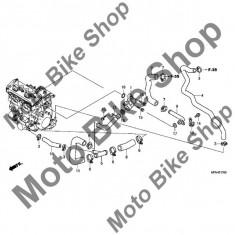 MBS Garnitura furtun racire 2011 Honda CB1000R #18, Cod Produs: 91315MFND00HO - Furtune racire Moto