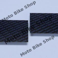 MBS Folie de carbon pt lamele muzicuta 110X110 gr. 0, 30 albastru, Cod Produs: 2130600PO - Muzicuta admisie moto