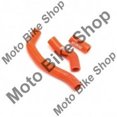 MBS Furtune silicon racire KTM EXC450/08-11, Cod Produs: SHKT502AU - Furtune racire Moto