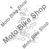 MBS Termostat 1999 Kawasaki KMX 125 (KMX125-A12) #49054, Cod Produs: 490541057KA