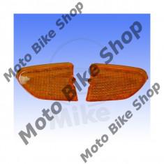 MBS Set sticla semnalizare spate Aprilia SR 50 LC, Cod Produs: 7053770MA - Semnalizare Moto