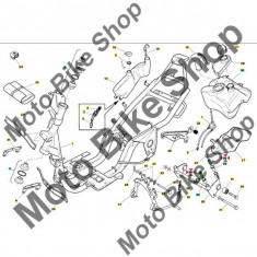 MBS Arc bascula Aprilia SR 50, Cod Produs: AP8221215PI - Brat - Bascula Moto