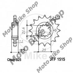 MBS Pinion fata Z15 525 Kawasaki ZX-6 Ninja, Cod Produs: 7260367MA - Pinioane transmisie Moto