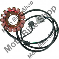 MBS Stator Moose Utility Division, Yamaha YFM Grizzly 700 4X4, 2007-2012, Cod Produs: 21120775PE - Alternator Moto
