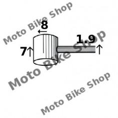 MBS Cablu ambreiaj 1, 9x2500 (punga 10 buc.-pret/1buc.), Cod Produs: 163514011RM - Accesorii Cabluri Moto