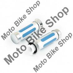 MBS Set mansoane ghidon moto-cauciuc+plastic, Cod Produs: MBS170107 - Mansoane Moto