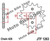 MBS Pinion fata Z14 428 Yamaha DT/RD/RS/SR/XT/YBR/YZ, Cod Produs: 7263163MA