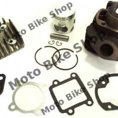 MBS Set motor+chiuloasa Aprilia/Minarelli/Yamaha AC vertical D.47, Cod Produs: 56082OL - Motor complet Moto