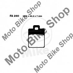 MBS Placute frana EBC FA260 Gilera DNA, Cod Produs: 7320535MA - Piese electronice Moto