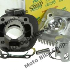 MBS Set motor+chiuloasa Aprilia/Minarelli/Yamaha AC orizontal D.40 TOP, Cod Produs: 9915840 - Motor complet Moto