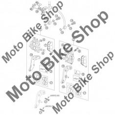 MBS Aerisitor + protectie etrier KTM 990 ADVENTURE ORANGE ABS 2007 #6, Cod Produs: 60013020000KT - Etrier frana Moto