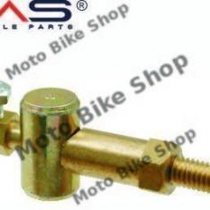 MBS Prindere cablu frana spate scuter (punga de 10 buc.-pret pe 1buc.), Cod Produs: 121858120RM - Accesorii Cabluri Moto