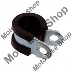 MBS Colier de metal cu garnitura de cauciuc D.16mm, Cod Produs: 121859090RM - Furtune racire Moto