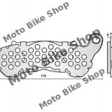 MBS Placute frana Honda CB Hornet 600 '07>/ Suzuki Burgman 125-200 '07>, Cod Produs: 225102550RM
