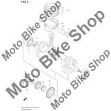 MBS Set segmenti STD 2000 Suzuki DR-Z400 #19, Cod Produs: 1214029F00SU