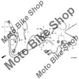 MBS Cablu ambreiaj 2004 Honda SHADOW AERO (VT750C) #5, Cod Produs: 22870MEG000HO