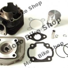MBS Set motor+chiuloasa Aprilia/Minarelli/Yamaha AC orizontal D.47, Cod Produs: 56083OL - Motor complet Moto