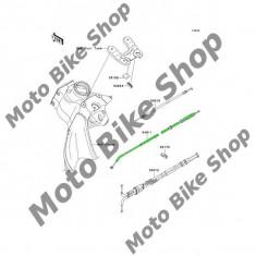 MBS Cablu ambreiaj Kawasaki ZX600R9F, Cod Produs: 540110100KA - Cablu Ambreiaj Moto