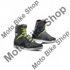 MBS Ghete moto TCX X-Rap Wp Grey, antracit, 43, Cod Produs: XS9538W43AU