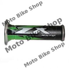 MBS Mansoane moto D.22x130mm culoare verde/negru, Cod Produs: 7295678MA
