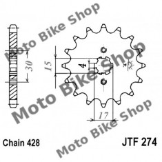 MBS Pinion fata 428 Z15, Cod Produs: 7264989MA - Pinioane transmisie Moto