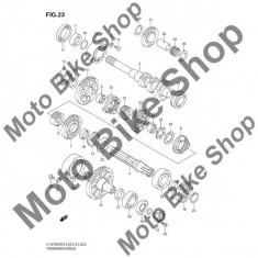 MBS Pinion angrenaj NT21 2005 Suzuki KingQuad (LT-A700X) #10, Cod Produs: 2941131G00SU - Cutie viteze Moto