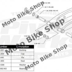 MBS Kit reparatie bascula Yamaha Raptor 700, Cod Produs: PWSAKY26000VP - Brat - Bascula Moto