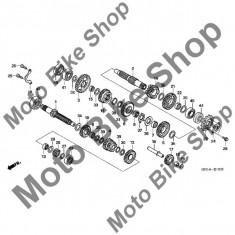MBS Pinion (34T) ax secundar 2005 Honda TRX400EX (TRX400EX) #5, Cod Produs: 23431HN1A40HO - Cutie viteze Moto