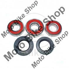 MBS Kit rulmenti +semeringuri roata spate Suzuki DR 350, Cod Produs: 7522741MA - Kit rulmenti roata spate Moto