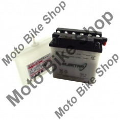 MBS Baterie moto + electrolit YB9-B, Cod Produs: 246600150RM