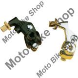 MBS Suport maneta ambreiaj, aluminiu, gri, fara maneta, Cod Produs: 451012PE