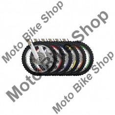 MBS Banda janta BlackBird, fata/21 spate 18/19, gri/negru, Cod Produs: BB508120AU - Rim streaps - benzi jante Moto