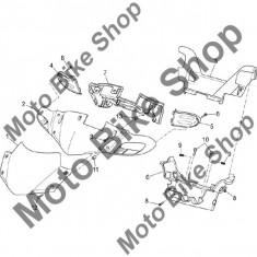 MBS Parbriz Talmacsi Aprilia SR 50 H2O NEW (IE+Carb.) 04-09 #1, Cod Produs: AP8268987PI - Parbriz moto